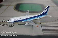 Jet-X All Nippon Airways ANA Boeing 737-200 Diecast Model 1:200