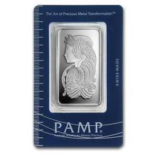 50 gram Silver Bar - Pamp Suisse (Fortuna) #27155v2 Lot 1190J