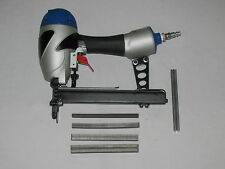 Picture frame/Cabinet assembly Micro Corrugated fastener tool  XC1008mitrenailer