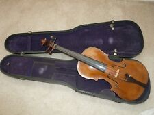 Violin Fiddle full size 4/4 old antique stamped STAINER