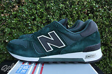 NEW BALANCE 1300 SZ 9.5 MADE IN USA DARK GREEN NAVY M1300CAG