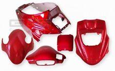 Kit carénage Capot Rouge Metallique POUR Grande PGO Max Hot 50 Kit carénage