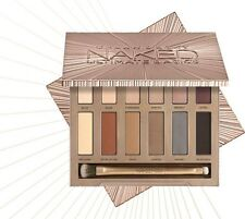 URBAN DECAY NAKED ULTIMATE BASICS EYE SHADOW PALETTE BRUSH 12 SHADES AUTHENTIC