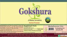 Gokshura Powder (Tribulus Terrestris) (Blood Purifier) 16 Oz, 454 Gms