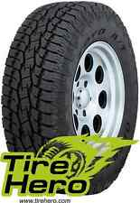 31X10.50R15LT -Toyo Open Country A/T II- OWL 109S C 6PlyNew Set of (4)