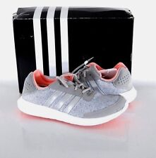 NIB Adidas Element Refresh Running Shoes Women's 9.5 MED Grey/Silver S78615 NEW