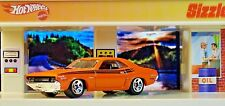 Hot Wheels / '71 Dodge Challenger R/T / Orange / 2011 - Green Lantern Edition