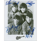 THE MONKEES HUGE SIGNED PHOTO - ABSOLUTELY STUNNING