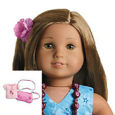 American Girl KANANI DOLL and Book + BONUS Items   DOLL BOX HAS SOME MINOR DENTS