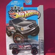 Ford F-150 ERROR Missing Red Cover Black HW City CYCLING TEAM 45/250 New SEALED!