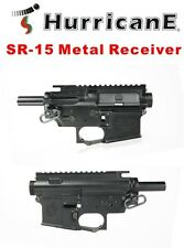 HURRICANE SR-15 Metal Body AEG Airsoft Softair M4 Gusci in metallo Kac Knight's