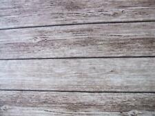 Eagle Pass Weathered Wood Boards Plank Western Rustic Northcott Fabric Yard