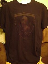 PUMA-SF FERRARI T-SHIRT-XL/XXL-OFFICIAL-SCUDERIA FERRARI -SPORT-BLK on BLK