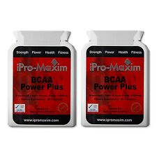 BCAA -Branched-Chain Amino Acids-Nutrition-Protein-Anabolic-120 x1000MG PER TAB