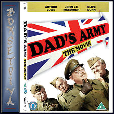 DADS ARMY - THE MOVIE - Arthur Lowe *BRAND NEW DVD ***