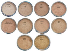 Mineral Foundation Makeup MEDIUM 2 AKA Golden Beige  Bare Cover Acne FREE VEIL