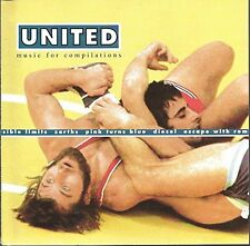 United: Music For Compilations /Diesel  Pink Turns Blue Escape With Romeo Zarths