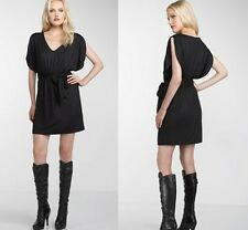 NWT  Juicy Couture V Neck Dress with Waist Tie Size P