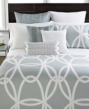 Hotel Collection Modern Rib Matelasse White Quilted Queen Coverlet