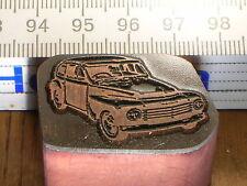 VOLVO P 444   schöner Oldtimer Stempel / Siegel aus Metall