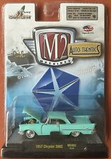 1957 Chrysler 300C M2 Machines Auto authentics Walmart Mexico exclusive