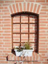 Neu Gussfenster, Stallfenster Fenster Bogen 12 Felder