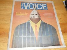 The Village Voice Aaron Fraser Ex-Con For Congress, David You Jesus Lizard 2014