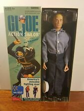 "GI Joe 12"" Action SAILOR Hasbro 2008 Walmart Authentic Reproduction NEW"