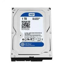 1TB Western Digital Blue 3.5-inch SATA III 6Gb desktop HDD (7200rpm, 64MB cache)
