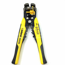 AUTOMATIC WIRE STRIPPER, CRIMPER & CABLE CUTTERS - FROM 0.05mm_ to 8.0mm_ WS250