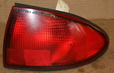 1995-99 Chevy Cavalier RIGHT Outer Tail Light Chevrolet