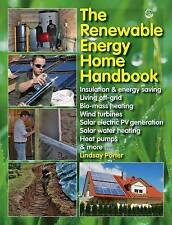 The Renewable Energy Home Manual by Lindsay Porter (Hardback, 2015)