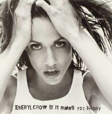 If It Makes You Happy by Sheryl Crow (CD, Sep-1996, A&M.CD single