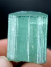 WOW 72 CARATS TERMINATED SELF STAND PARAIBA BLUE COLOR TOURMALINE CRYSTAL @ AFG