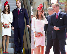 Reiss Nanette Ivory White Dress aso Duchess Kate