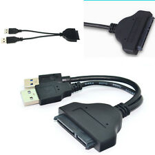 USB3.0 HDD External Enclosures Cable Adapter For All 2.5 Inch SATA HDD
