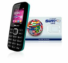 Europe Cell Phone & WorldTravelSIM card
