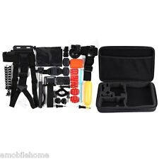 31-in-1 Action Camera Accessories Kit for Gopro Hero 4 3+ 3 Sj5000 Sj6000 Cam