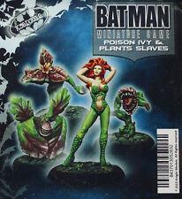 Batman Miniature Game: Poison Ivy & Plant Slaves New