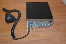 Cobra 29 NW LTD Classic Cb Radio with Mic ~~~ Untested AS IS