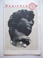 THE MANIPULATOR 23 1991 - Zeitschrift Magazine - Kunst Fotografie