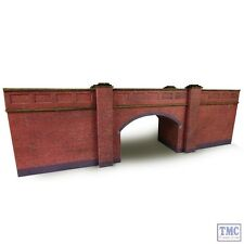 PN146 Metcalfe N Scale Railway Bridge in Red Brick