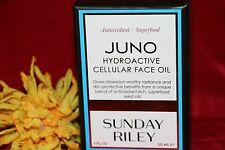 SUNDAY RILEY JUNO HYDROACTIVE CELLULAR FACE OIL FULL SIZE 1 OUNCE NEW IN BOX