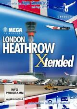 Mega Airport London Heathrow Xtended FSX/FSX:SE/P3D/FS2004