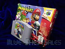 MAIRO KART - Nintendo (N64) Game cartridge - PAL