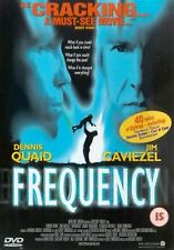 Frequency Andre Braugher, Elizabeth Mitchell, Shawn Doyle NEW SEALED UK R2 DVD
