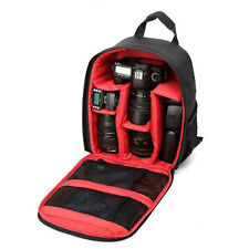 Camera Backpack Bag Waterproof DSLR Case For Canon For Nikon For Sony Camera Bag