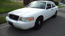 Ford: Crown Victoria 4dr Sdn Stre