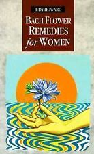 Bach Flower Remedies For Women Howard, Judy Paperback