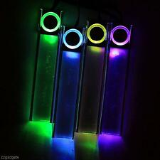 Colorful 12V 4in1 Car Charge LED Interior Decoration Light Floor Atmosphere Lamp